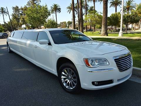 2011 Chrysler 300 for sale at American Limousine Sales in Los Angeles CA