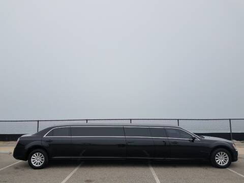 2013 Chrysler 300 for sale at American Limousine Sales in Los Angeles CA