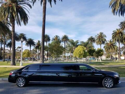 2020 Lincoln Continental for sale at American Limousine Sales in Los Angeles CA