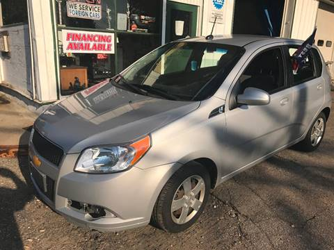 2010 Chevrolet Aveo for sale in Erving, MA