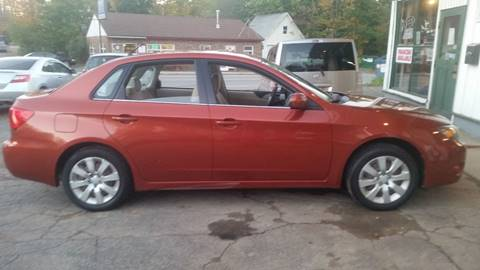 2009 Subaru Impreza for sale in Erving, MA