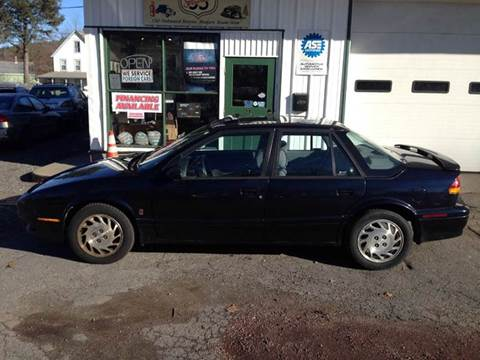 1995 Saturn S-Series for sale in Erving, MA
