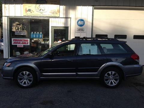 2008 Subaru Outback for sale in Erving, MA
