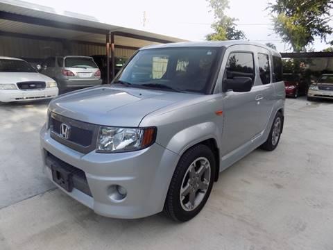 2010 Honda Element for sale in Denton, TX