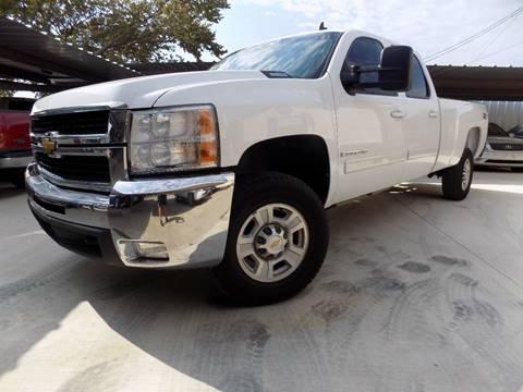 2008 Chevrolet Silverado 3500HD for sale in Denton, TX