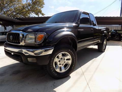 2004 Toyota Tacoma for sale in Denton, TX