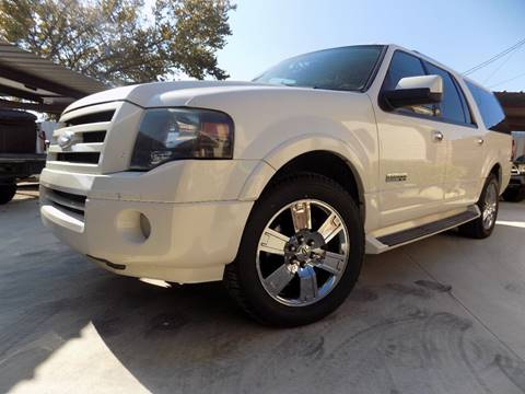 2007 Ford Expedition EL for sale in Denton, TX