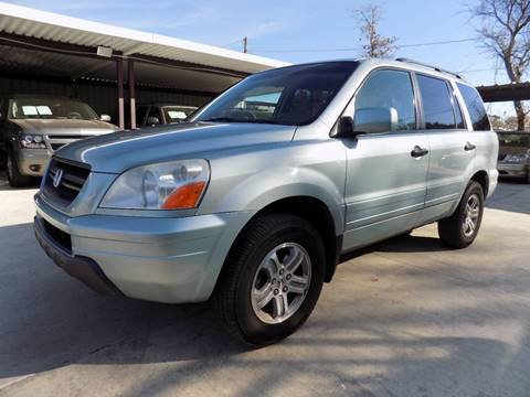 used 2003 honda pilot for sale in texas. Black Bedroom Furniture Sets. Home Design Ideas