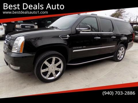 2010 Cadillac Escalade ESV $14,995
