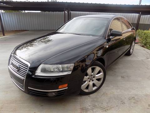 2007 Audi A6 for sale in Denton, TX