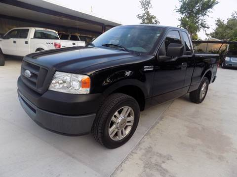 2006 Ford F-150 for sale in Denton, TX