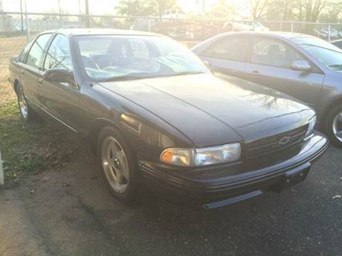 1996 Chevrolet Impala for sale in Jackson, MS