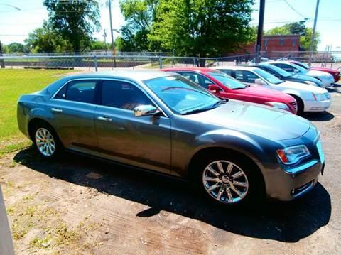 2012 Chrysler 300 for sale in Jackson, MS