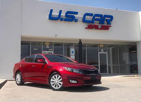 2014 Kia Optima for sale in El Paso, TX