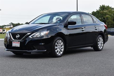 2016 Nissan Sentra for sale in Fredericksburg, VA