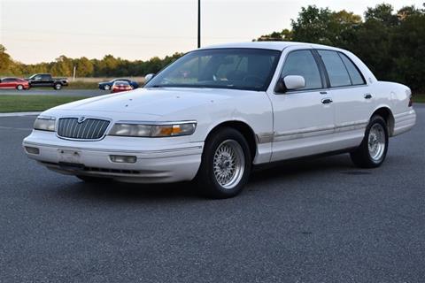 1995 Mercury Grand Marquis >> 1995 Mercury Grand Marquis For Sale In Fredericksburg Va