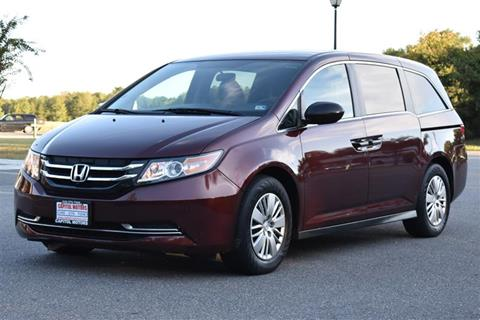 2016 Honda Odyssey for sale in Fredericksburg, VA