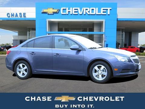 2014 Chevrolet Cruze for sale in Stockton CA