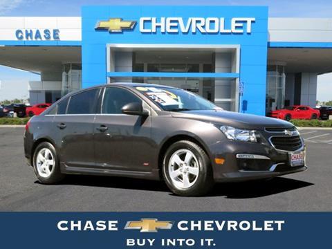 2015 Chevrolet Cruze for sale in Stockton CA