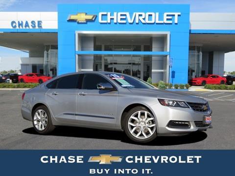 2015 Chevrolet Impala for sale in Stockton CA