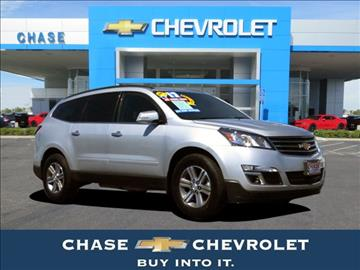 2017 Chevrolet Traverse for sale in Stockton, CA