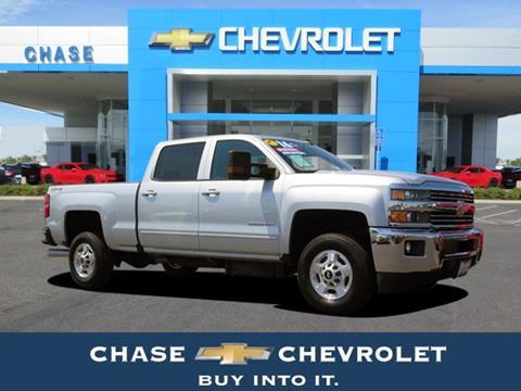 2016 Chevrolet Silverado 2500HD for sale in Stockton CA