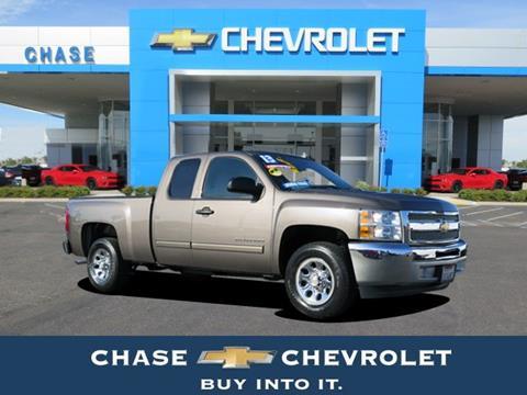 2013 Chevrolet Silverado 1500 for sale in Stockton CA