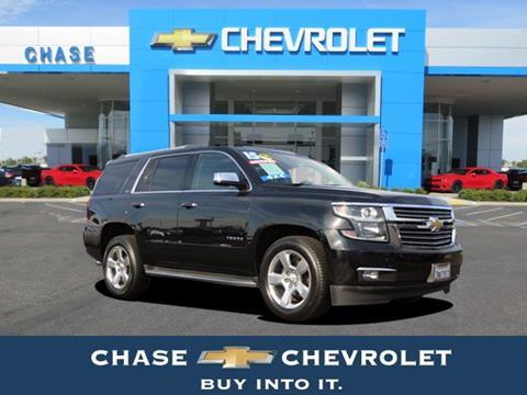2015 Chevrolet Tahoe for sale in Stockton CA