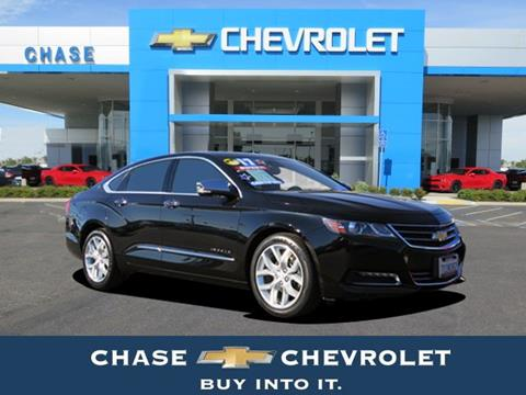 2017 Chevrolet Impala for sale in Stockton CA