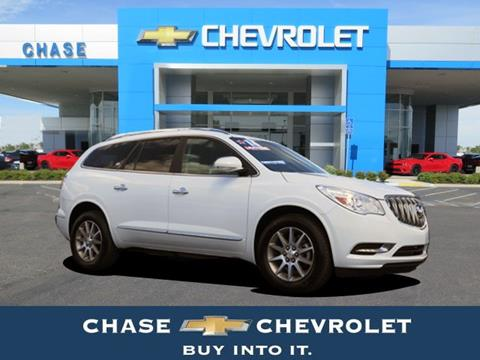 2016 Buick Enclave for sale in Stockton CA