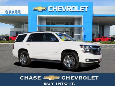 2017 Chevrolet Tahoe for sale in Stockton, CA