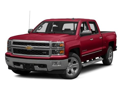 2015 Chevrolet Silverado 1500 for sale in Stockton CA