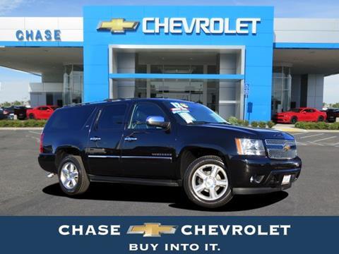2012 Chevrolet Suburban for sale in Stockton CA