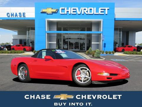 2003 Chevrolet Corvette for sale in Stockton CA
