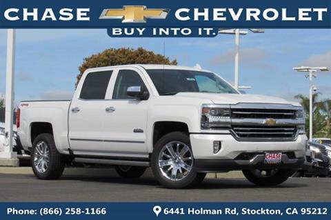 2017 Chevrolet Silverado 1500 for sale in Stockton, CA