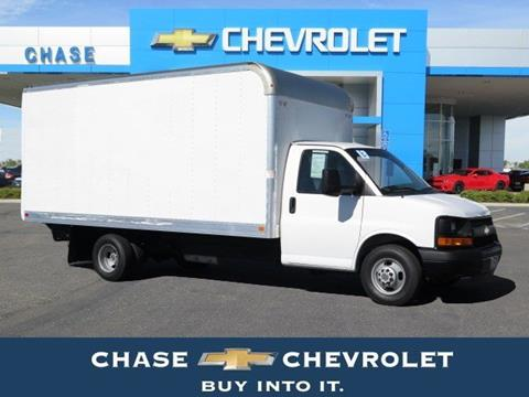 2013 Chevrolet Express Cutaway for sale in Stockton, CA