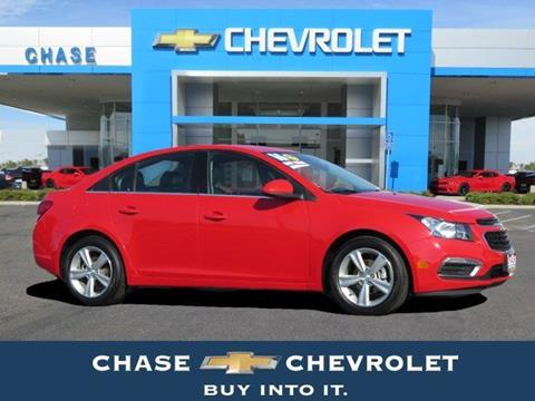 2016 Chevrolet Cruze Limited for sale in Stockton CA