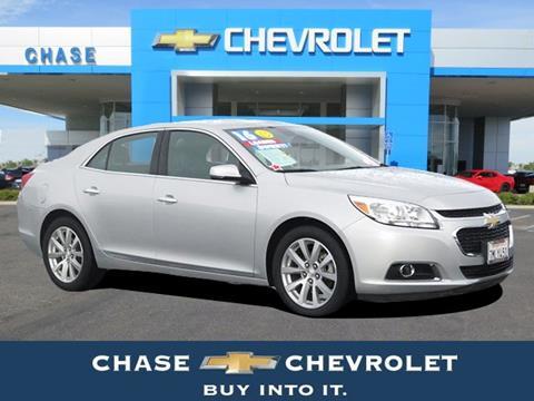 2016 Chevrolet Malibu Limited for sale in Stockton CA