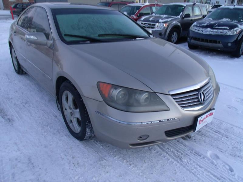 Acura Rl In Omaha NE ROYAL AUTO SALES INC - Acura rl 2006 for sale