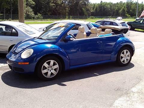 2007 Volkswagen New Beetle for sale in New Port Richey, FL