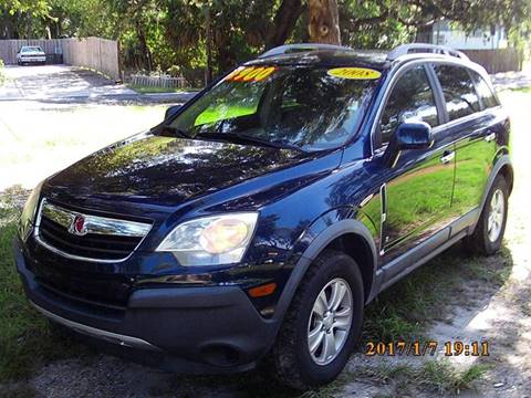 2008 Saturn Vue for sale in New Port Richey, FL