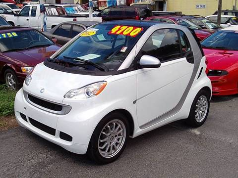 2012 Smart fortwo for sale in New Port Richey, FL