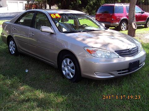 2004 Toyota Camry for sale in New Port Richey, FL