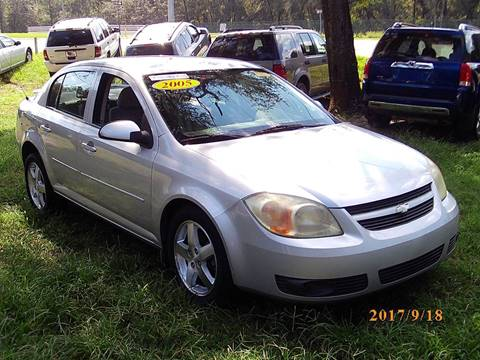 2005 Chevrolet Cobalt for sale in New Port Richey, FL