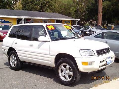 1999 Toyota RAV4 for sale in New Port Richey, FL