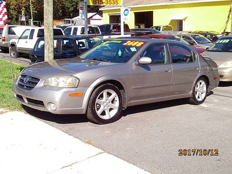 2002 Nissan Maxima for sale in New Port Richey, FL