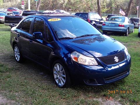 2011 Suzuki SX4 for sale in New Port Richey, FL