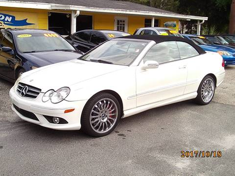 2006 Mercedes-Benz CLK for sale in New Port Richey, FL