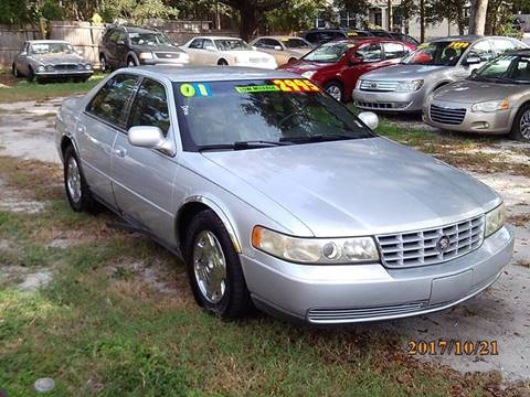 2001 Cadillac Seville for sale in New Port Richey, FL