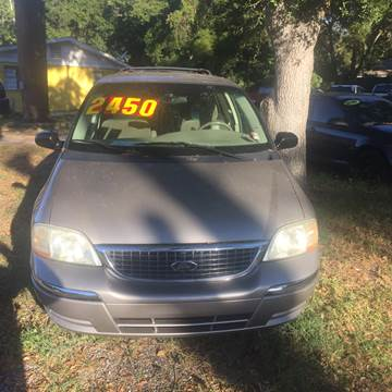 2002 Ford Windstar for sale in New Port Richey, FL